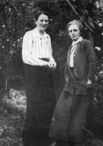 Kathleen Lynn and Madeline Ffrench Mullen.
